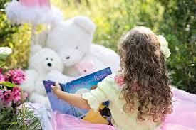 littel girl summer reading